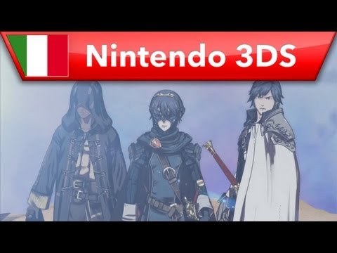 Fire Emblem: Awakening trailer (Nintendo 3DS)