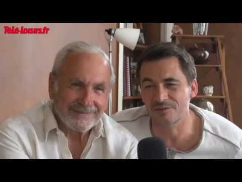 Tele Loisirs Interview Olivier Minne & Patrice Laffont -  7 aout 2014