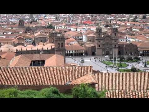 Traveling to Cusco Peru