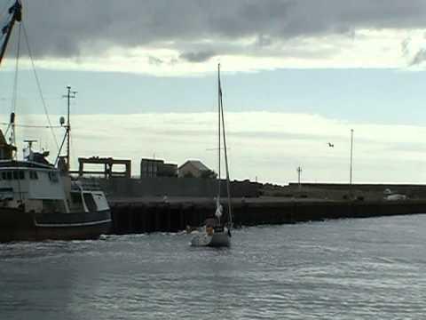 Arklow Harbour.