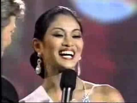 Miriam Quiambao - Miss Universe 1999 1st Runner Up ( Official Riyo Mori Lovers ) HD
