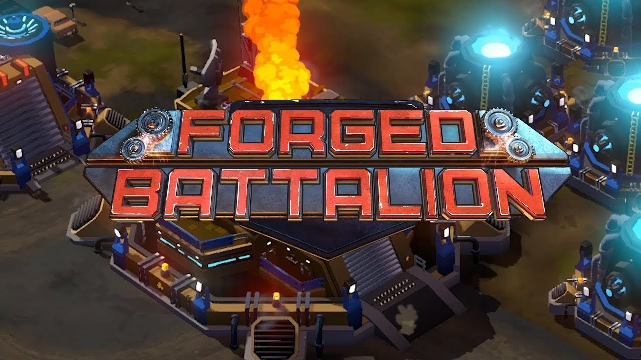 Download Forged Battalion   Game Review   Gameplay   Letsplay   PC   HD