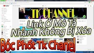 Pokemon:Bóc Phốt Tk Chanel? Link Ở Mô Tả Dưới Video Nhé ^^