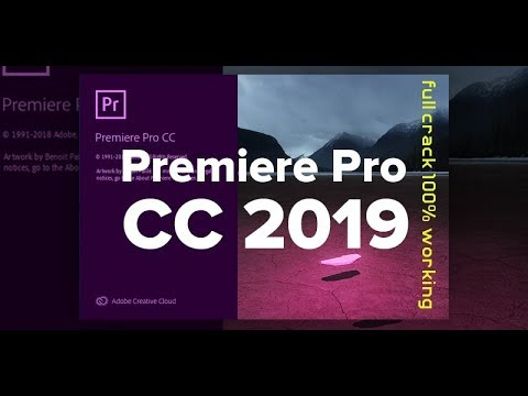 How to get adobe premier pro cc 2019 | free install | 100% working.