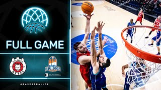 Rytas Vilnius V Hereda San Pablo Burgos - Full Game Basketball Champions League 2021-22