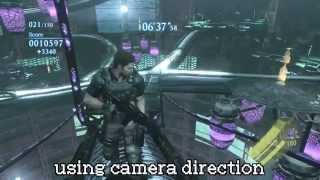 Resident Evil 6 - Introduction to Advanced Combat