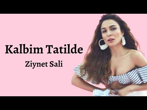 Ziynet Sali - Kalbim Tatilde