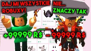 24h on * YES * with Mendim-GAVE ME ALL HIS ROBUXY l ROBLOX