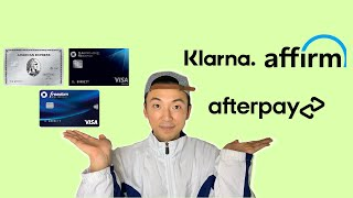 Credit Cards Vs Klarna, Affirm, AfterPay — Which One Is Better?