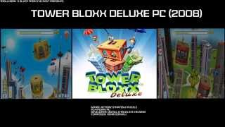 Trollhorn´s Blast from the Past: Tower Bloxx Deluxe 3D PC (2008)