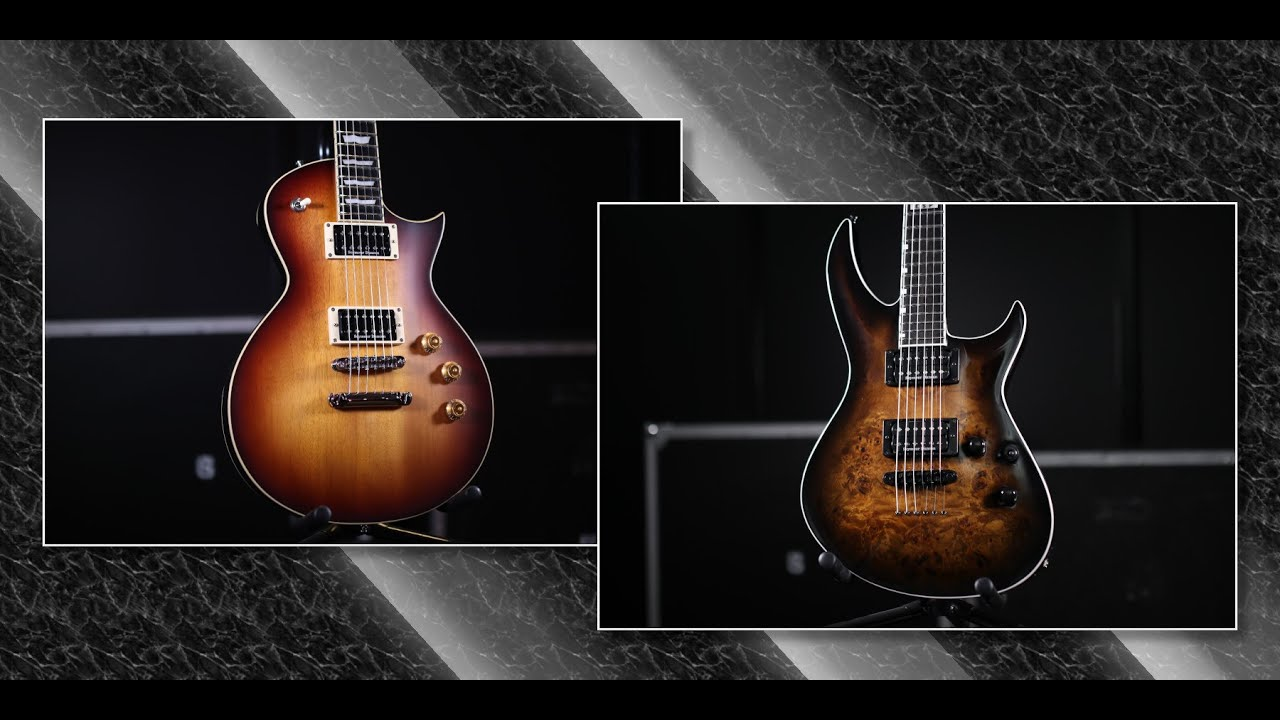 e89d7762617d First Look: ESP Guitars Australia Unveil Two New Australian Exclusive  Limited Models