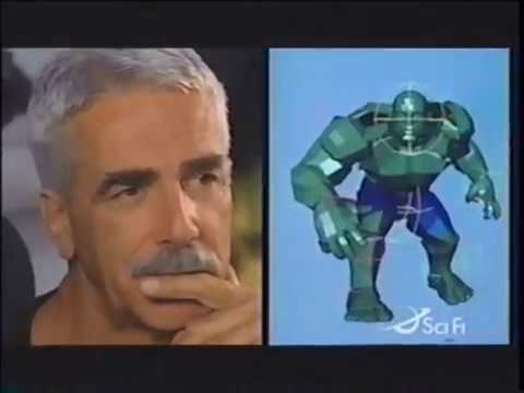 """Hulk"" (2003) Visual Effects by ILM, ""The Lowdown"""