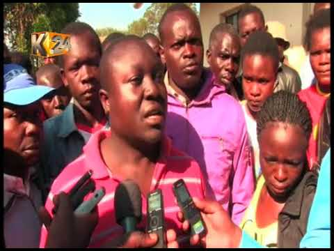 Six members of the same family burnt to death in Kiminini