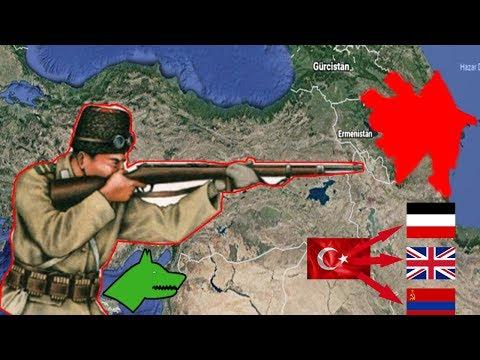 Türk-Alman Savaşı | Osmanlı'nın Son Fethi | Nuri Paşa | Bakü