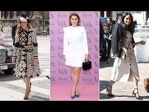 Princess Beatrice has makeover influenced by Meghan Markle's style