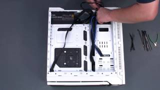 Cable Management Time Lapse - Deepcool DUKASE V2 (White)