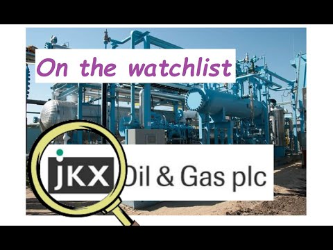 JKX Oil and Gas JKX.L On the watchlist 17th October 2020