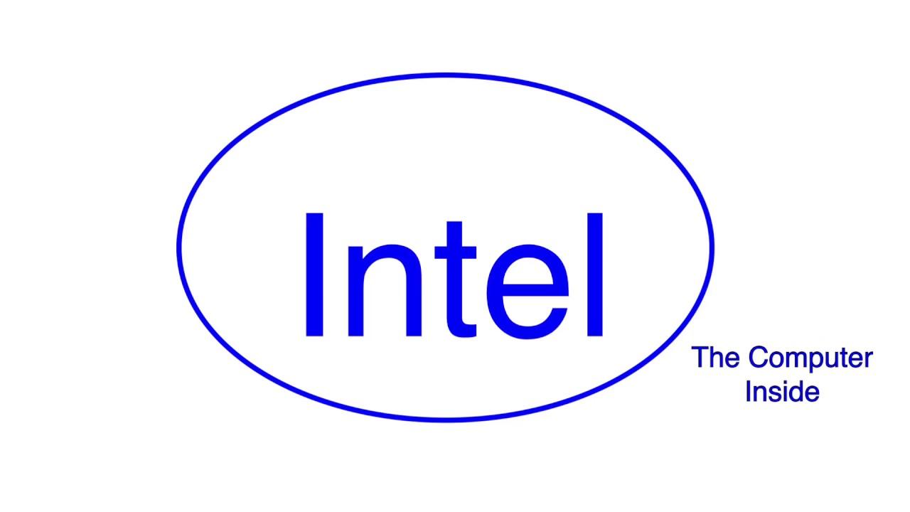 intel logo youtube