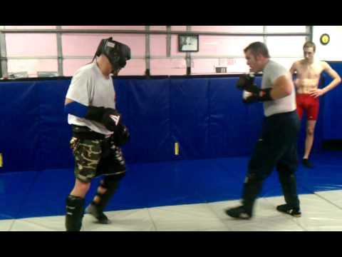 Sparring, MMA School Dayton, Ohio - Boxing, Jiu Jitsu, Judo