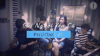 GỬI NGƯỜI YÊU CŨ [Live cover] - Phương Vy - TeamĐinh - IT'S TIME cafe