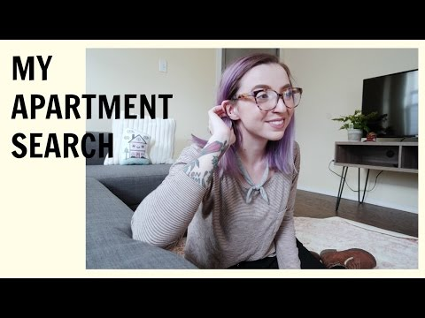 My Apartment Search😳 Tips, and a weird experience.