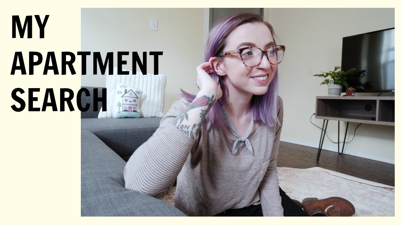my apartment search😳 tips, and a weird experience. - youtube