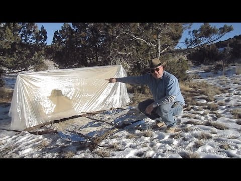 Poncho Solar Super Shelter - Our PSSL