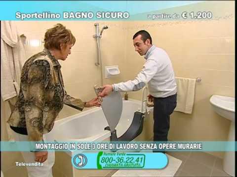 www.Remail.it - sportellino bagno sicuro - YouTube