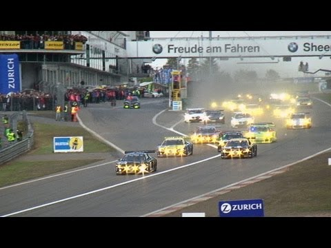 Racing at the 24 hours of Nürburgring (2 of 3)