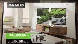 Best Full Motion TV Wall Mount -