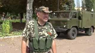 Видеохроника Славянского полка: выпуск 18