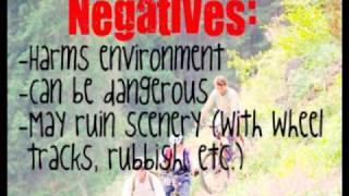 Tourism: Positive and Negative Effects