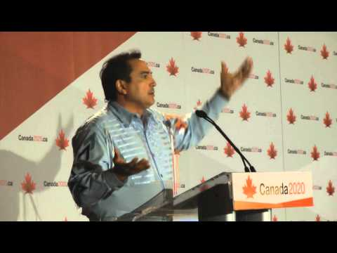 National Chief Perry Bellegarde - Canada 2020 Aboriginal Peo