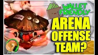 SUMMONERS WAR : Wallet-Friendly Arena Offense?
