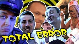 """Chwytak & Dj Wiktor - """"TOTAL ERROR"""" (Natalia Nykiel - """"ERROR""""/Parody) [ChwytakTV]"""