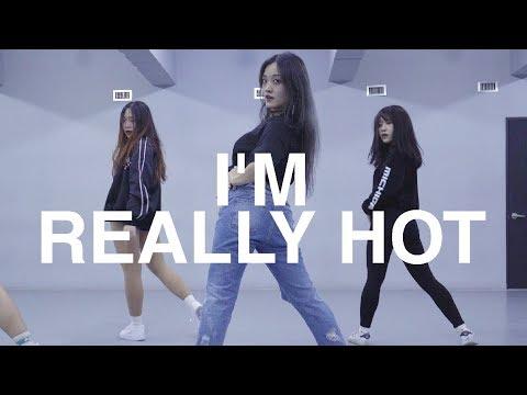 I'M REALLY HOT - Missy Elliott   NARIA choreography   Prepix Dance Studio