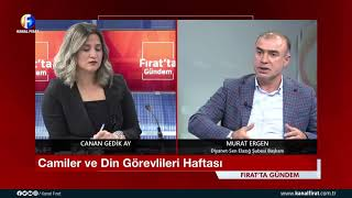 Fırat'ta Gündem Murat Ergen 06 10 2020