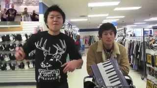 """Nacklemore """"Thrift Shop"""" EWU AUAP Cycle II 2013"""