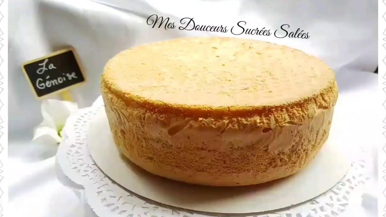 Génoise pour Layer Cake / Gâteau à étages