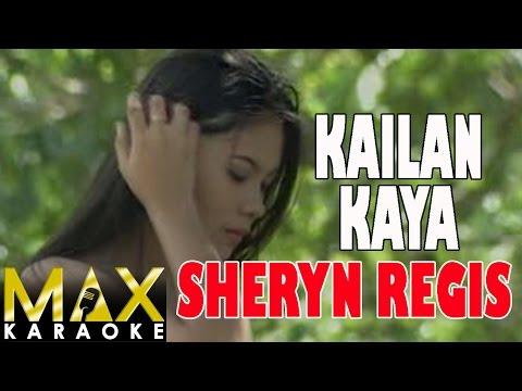 Sheryn Regis - Kailan Kaya (Karaoke Version)