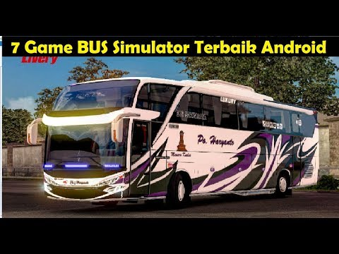 7 Game Bus Simulator Wajib dimainkan di Android