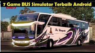 Gambar cover 7 Game Bus Simulator Wajib dimainkan di Android