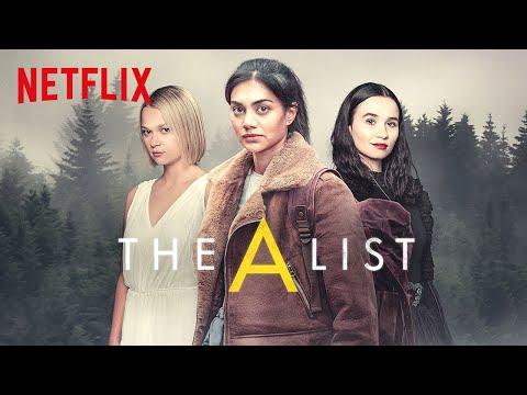 The A List Season 2 Trailer | Netflix Futures