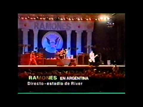 Ramones - The Crusher (Live Argentina 1996)