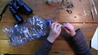 How To Make A Bird Feeder (720p)