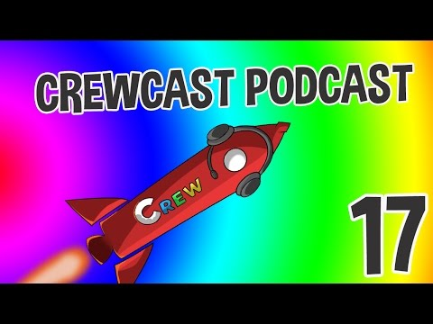Who Did You Hate In School?! The CrewCast #17 (Podcast)