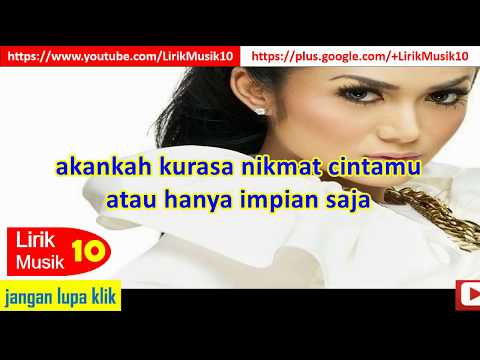 Krisdayanti - Penantian (LIRIK) | OFFICIAL LYRIC VIDEO @LIRIKMUSIK10