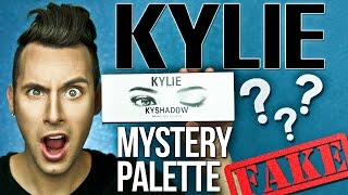 FAKE ASS Kylie Mystery Palette | AMAZING