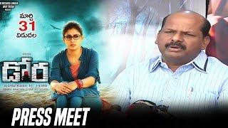 Nayantara's Dora Date Press Meet  | Latest Telugu Movies 2017 | Nayantara