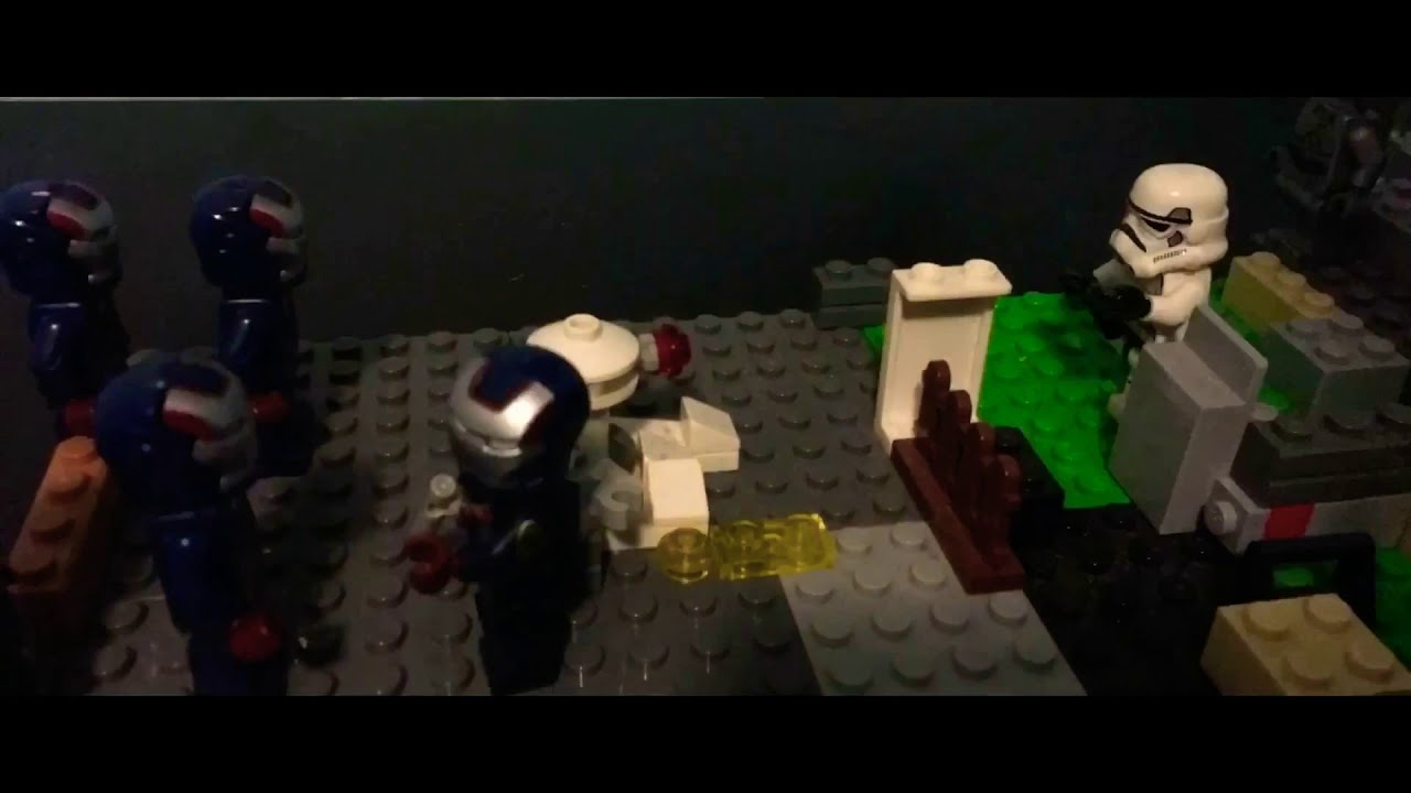 LEGO Star Wars: Capture of The Rebellion part 1